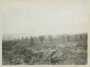 Canadian advance 1918